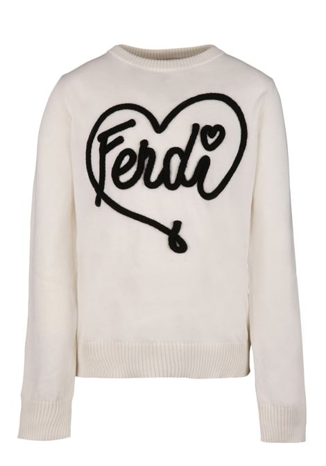 Fendi Kids sweater Fendi Kids | 7 | JFG043A3TEF0QZ1
