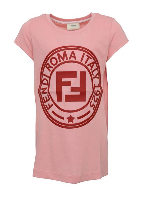 Fendi Kids T-shirt Fendi Kids | 8 | JFI1517AJF0AU4