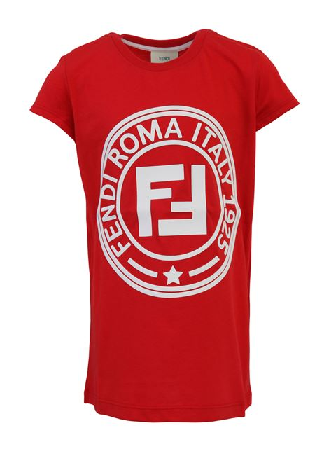 Fendi Kids T-shirt Fendi Kids | 8 | JFI1517AJF0QC9