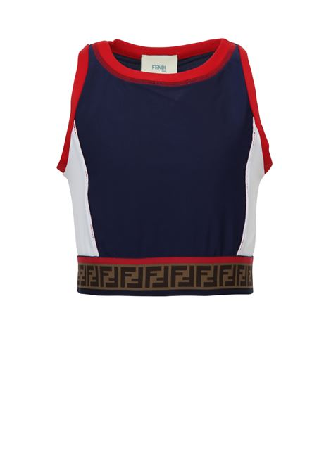 Fendi Kids Top Fendi Kids | 40 | JFI152A69UF0QV9