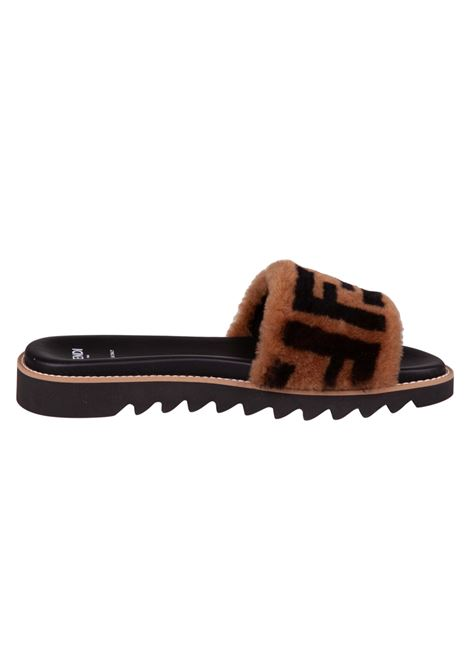 Fendi Kids sliders Fendi Kids | -132435692 | JMR264A62RF0VAT