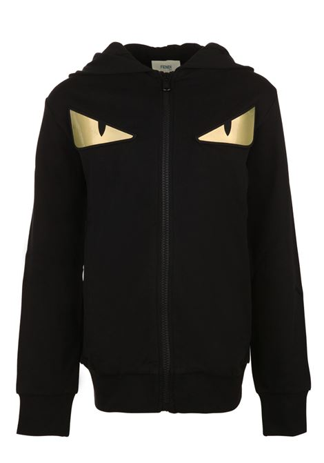 Fendi Kids sweatshirt Fendi Kids | -108764232 | JUH001A4RAF0QA1