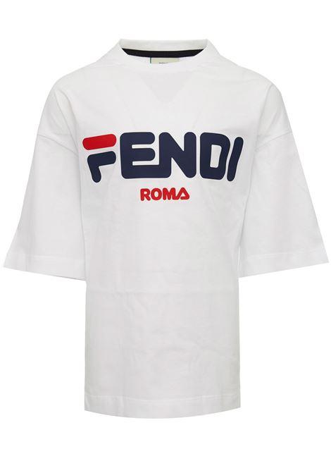 Fendi Kids t-shirt Fendi Kids | 8 | JUI0037AJF0QA0