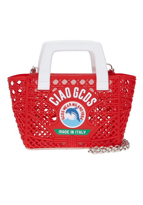 GCDS Kids tote bag GCDS kids | 77132927 | 020039040
