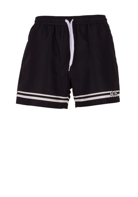 GCDS swimsuit GCDS | 85 | CC94M010001BLACK