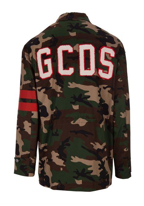 GCDS Jacket GCDS | 13 | CC94M040186CAMO