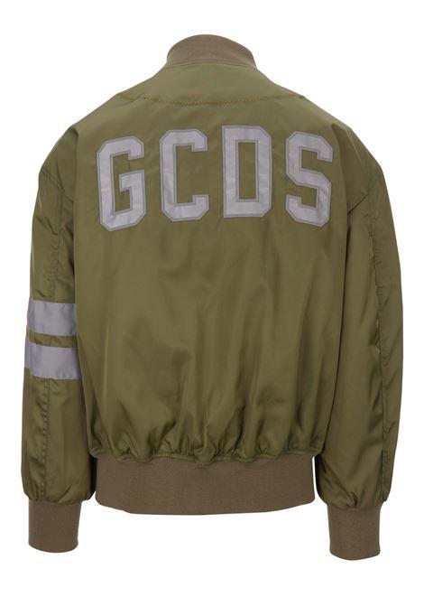 GCDS Jacket GCDS | 13 | CC94M040191DEEPGREEN