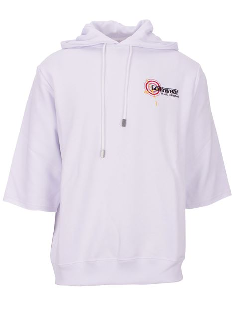 GCDS sweatshirt GCDS | -108764232 | SS19M020051WHITE
