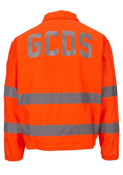 GCDS Jacket GCDS | 13 | SS19M040028ORANGE