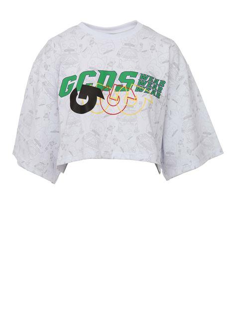 GCDS T-shirt GCDS | 8 | SS19W02013401