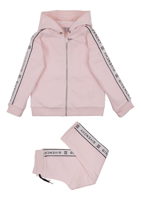 Givenchy kids track suit GIVENCHY kids | 19 | H0801645S