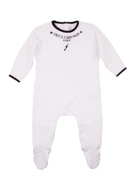 Givenchy Kids jumpsuit GIVENCHY kids | 19 | H9805010B