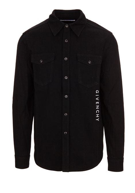 Givenchy shirt Givenchy | -1043906350 | BM60A2505U001