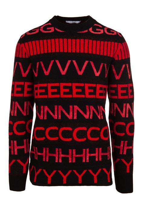 Maglia Givenchy Givenchy | 7 | BM904Z4Y1G009