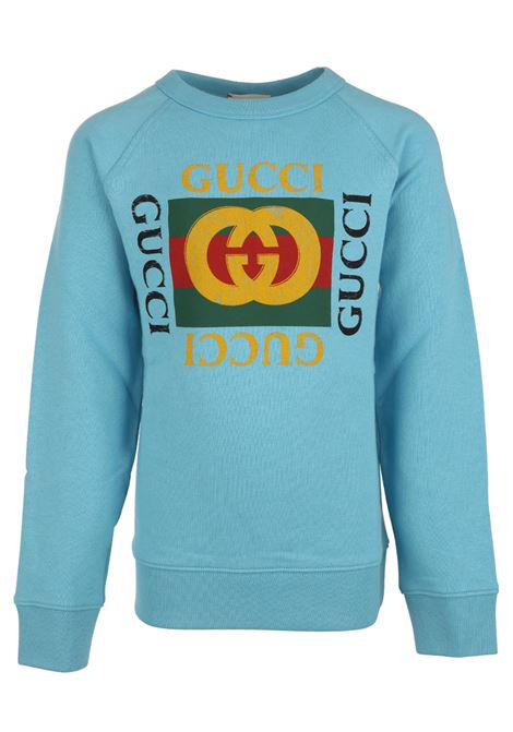 Felpa Gucci Junior Gucci Junior | -108764232 | 483878X3G974853