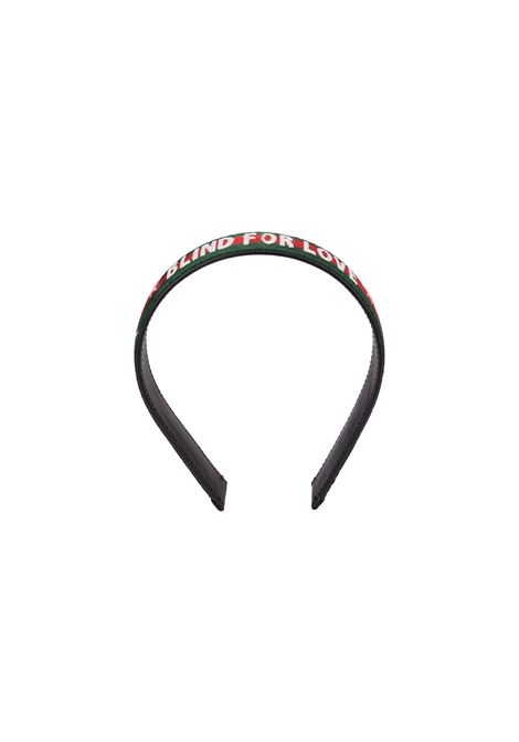 Gucci Junior Headband