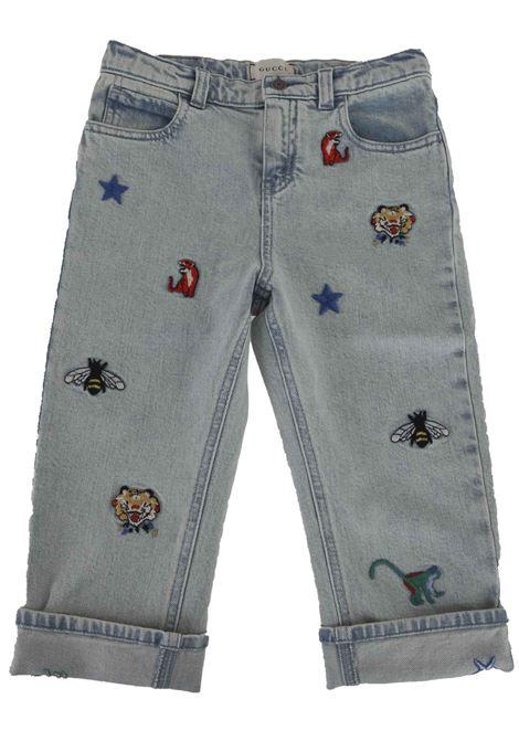 Gucci Junior jeans Gucci Junior | 24 | 540112XDAC74493