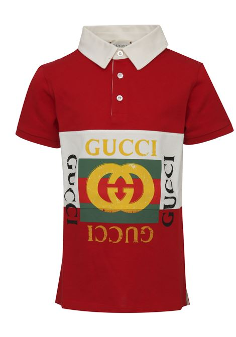 Polo Gucci Junior Gucci Junior | 2 | 540634XJAAM6068