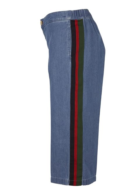 Pantaloni Gucci Junior Gucci Junior | 1672492985 | 544563XDAGP4493