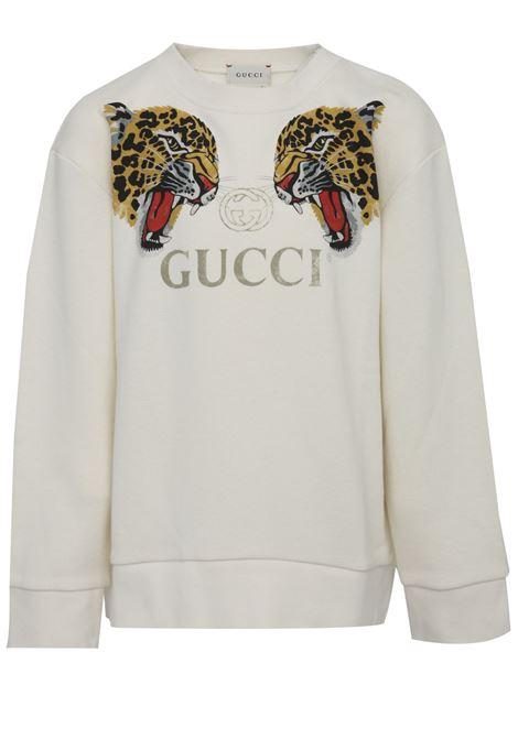 Felpa Gucci Junior Gucci Junior | -108764232 | 547560XJAH09061
