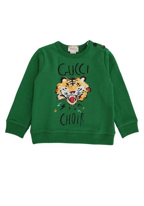Felpa Gucci Junior Gucci Junior | -108764232 | 548128XJAJH3186
