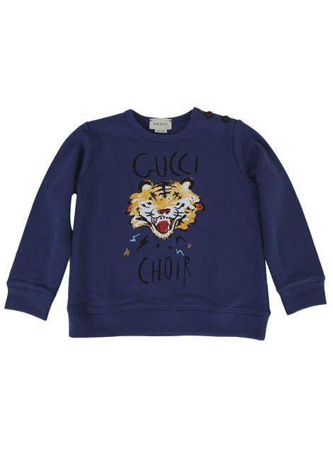 Felpa Gucci Junior Gucci Junior | -108764232 | 548128XJAJH4593