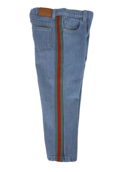 Jeans Gucci Junior Gucci Junior | 24 | 548223XDAC44206