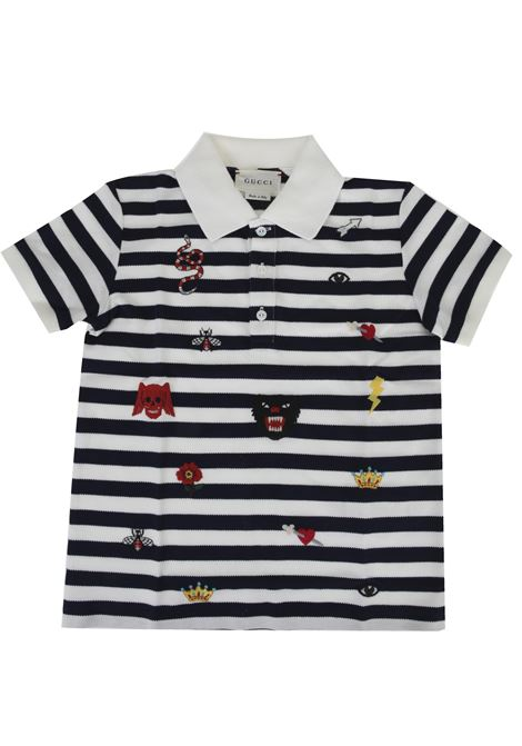Polo Gucci Junior Gucci Junior | 2 | 548404XJAJS9219