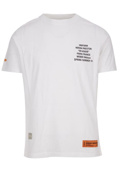 Heron Preston t-shirt Heron Preston | 8 | AA001S196320260188