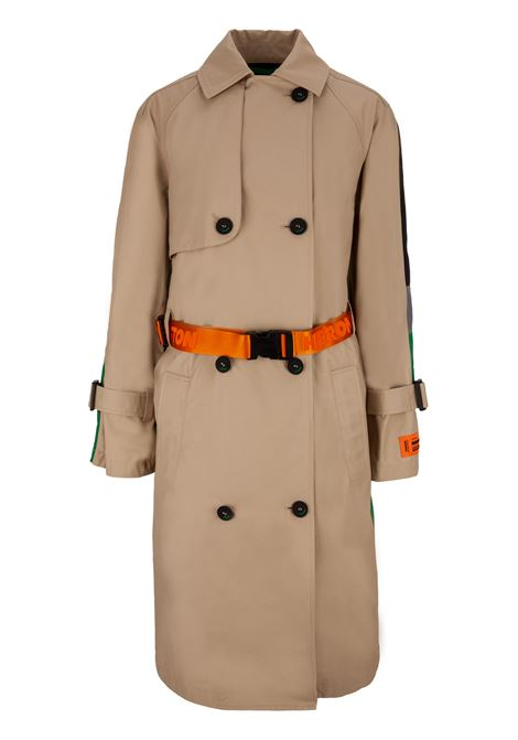 Heron Preston trench coat Heron Preston | -1181181492 | EA010R197320044888