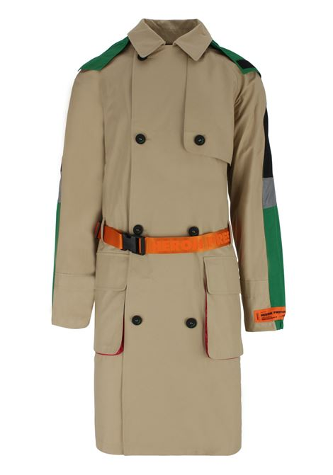 Heron Preston trench coat Heron Preston | -1181181492 | EA022S197320094888