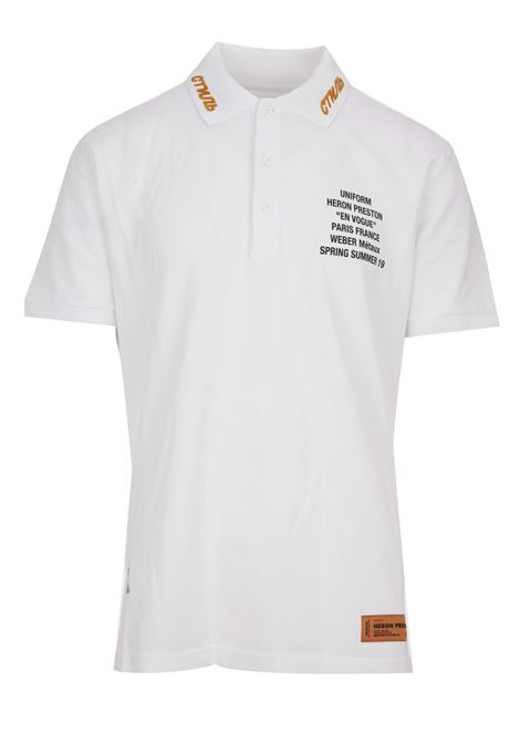 Heron Preston polo shirt Heron Preston | 2 | GB001S196740260188