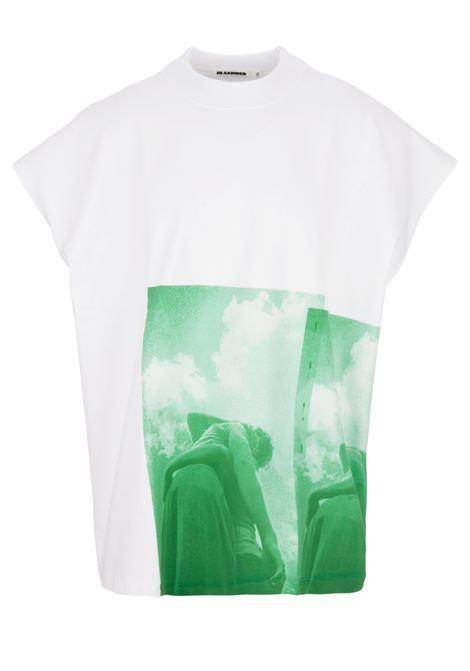 Jil Sander t-shirt Jil Sander | 8 | JSUO707036313