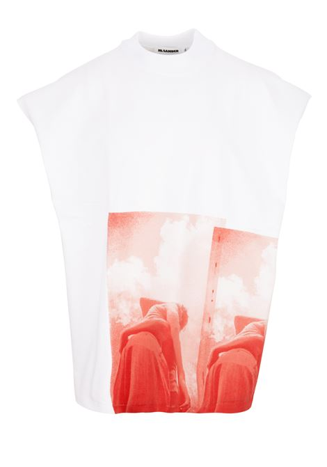 Jil Sander t-shirt Jil Sander | 8 | JSUO707036615