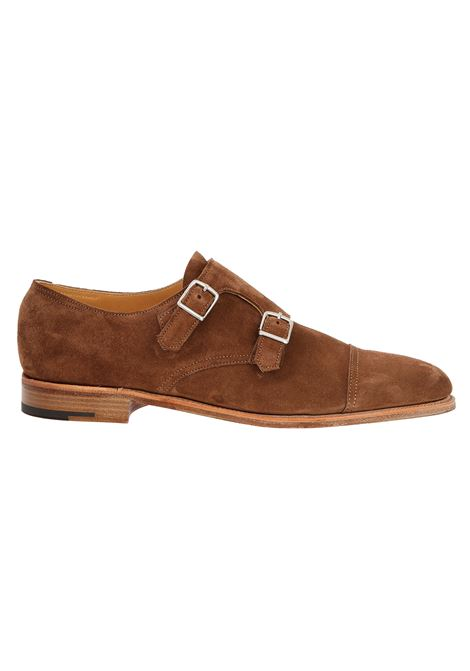 John Lobb Laced-up John Lobb | 77132890 | 22822TLBROWN