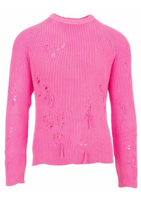 Laneus sweater Laneus | 7 | MGU548PINKPPT