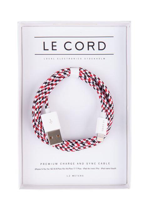 Le Cord USB cable LE CORD | 77132935 | 1108RWBL