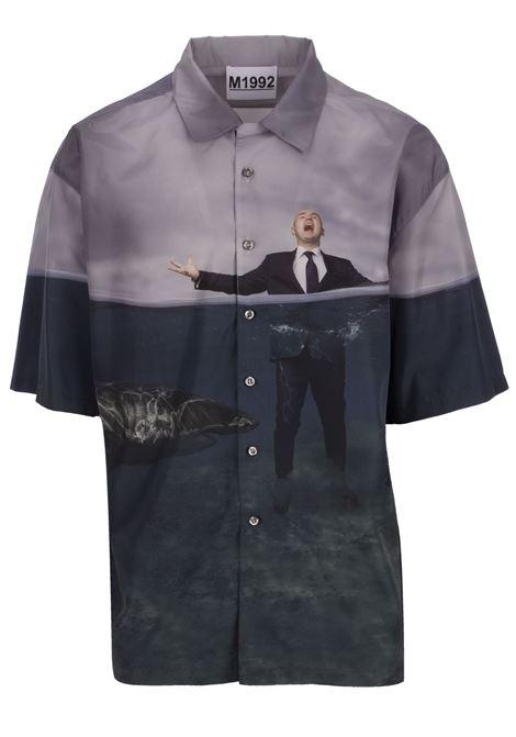 M1992 shirt M1992 | -1043906350 | M19U0901AGRIGIOBLU