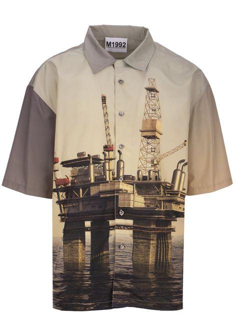 M1992 shirt M1992 | -1043906350 | M19U0901FGRIGIOBEIGE