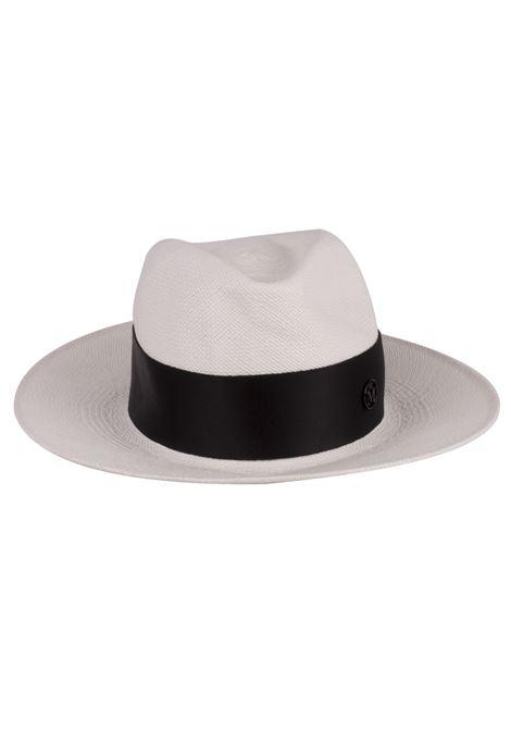 Cappello Maison Michel Maison Michel | 26 | 1061029001WHITEBLACK