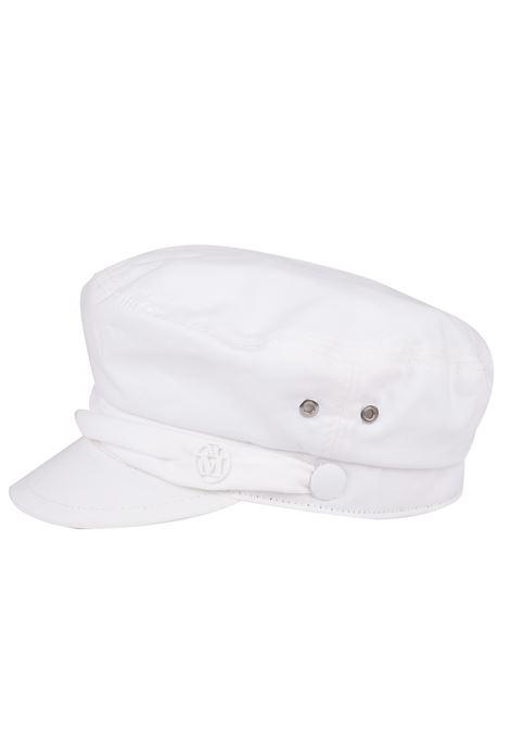 Cappello Maison Michel Maison Michel | 26 | 2213026002WHITE