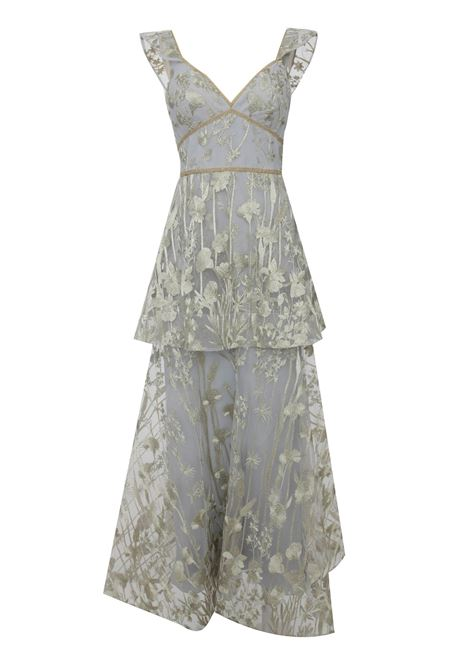 Marchesa Notte dress Marchesa Notte | 11 | N29G0834SILVER