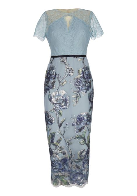 Marchesa Notte dress Marchesa Notte | 11 | N30G0878LIGHT BLUE