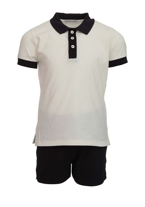 Moncler Kids Polo shirt Moncler Enfant | 2 | 88123508496F034