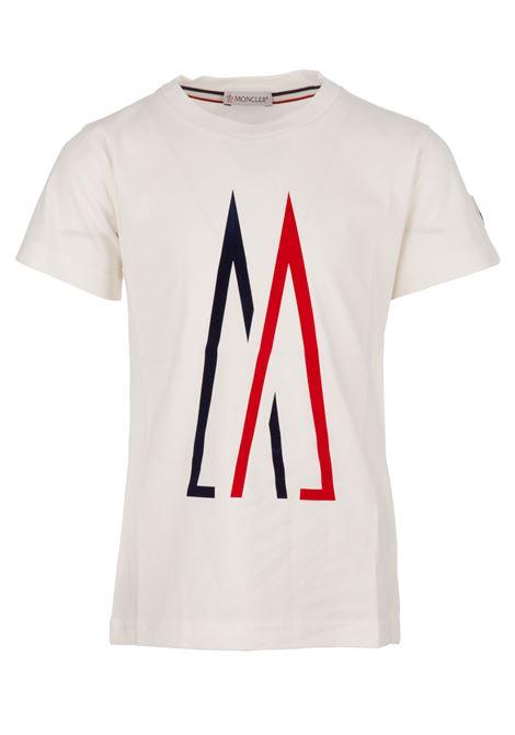 T-shirt Moncler Kids Moncler Kids | 8 | 802375083907034