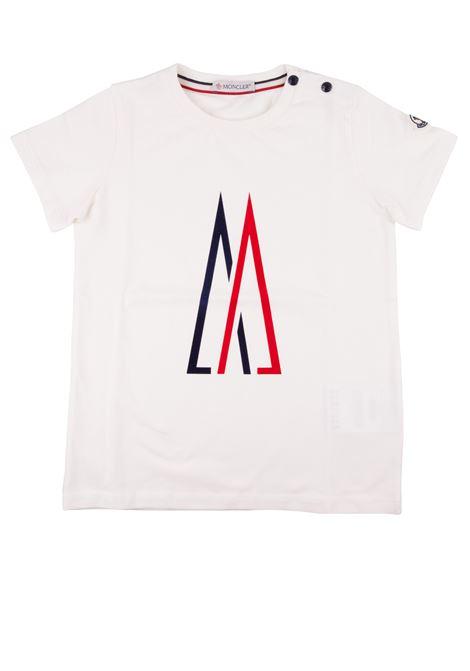 T-shirt Moncler Kids Moncler Enfant | 8 | 8024750V8014034
