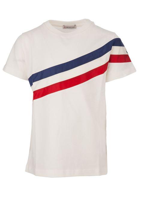 T-shirt Moncler Kids Moncler Kids | 8 | 802630583907034