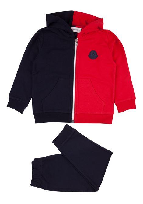 Moncler Kids jumpsuit Moncler Enfant | 19 | 8812005809AC778