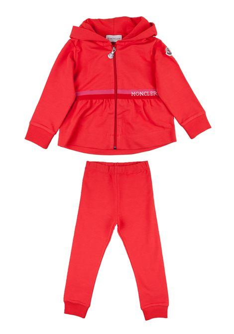Tuta Moncler Kids Moncler Enfant | 19 | 8858905809AC422