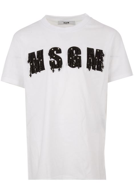 T-shirt MSGM Junior MSGM KIDS | 8 | 018111001